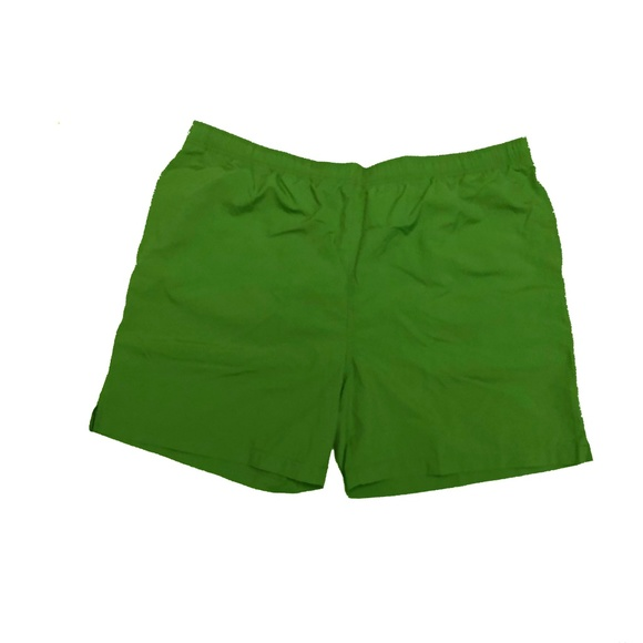 Lands' End Other - NWT Lands End Swim Trunks Board Shorts XXL Green